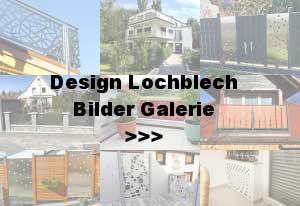 Lochblech Bildergalerie