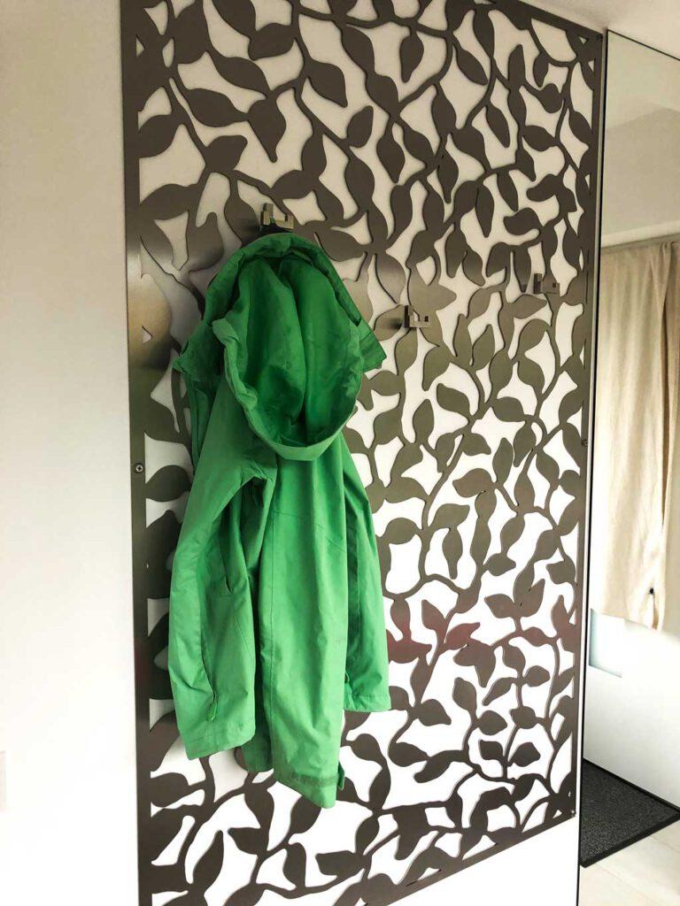 Garderobe moderne Idee